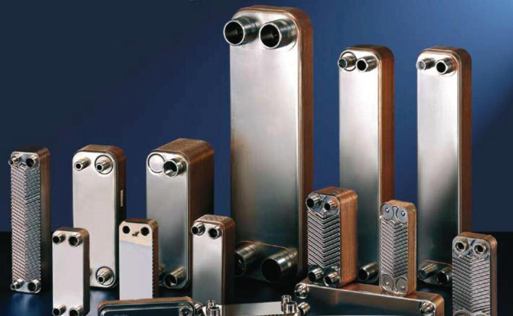 Теплообменник пластинчатый для масла Паяный теплообменник HYDAC HEX S400-20 Волгодонск